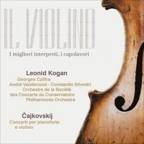 Čajkovskij, Leonid Borisovič Kogan - Concerto per violino