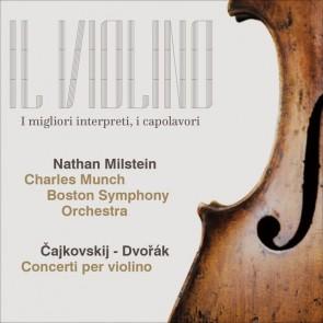 Nathan Milstein - Concerti per violino