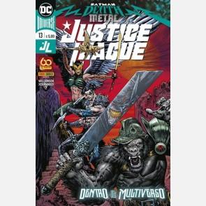Justice League N. 13