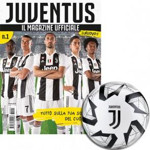 Juventus Magazine N.1 + Pallone Juventus