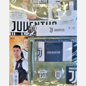 Juventus Magazine N. 11 + Kit Scuola