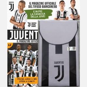 Juventus Magazine N.2 + Casacca