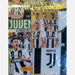Juventus Magazine N. 8 + la casacca della Juve e 5 fotocard ...