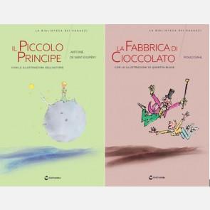 Fabbrica di Cioccolato + Piccolo Principe
