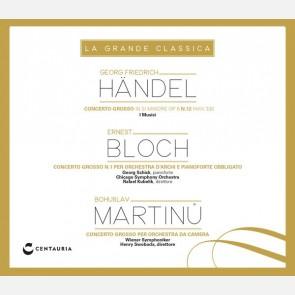 Haendel - Bloch - Martin