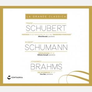 Schubert - Schumann - Brahms