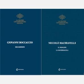 Boccaccio + Machiavelli