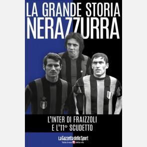 L'Inter di Fraizzoli e l'11° scudetto