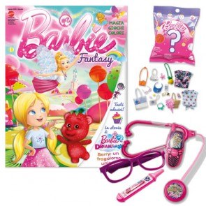 Barbie Fantasy - Agosto 2020 + Set Dottoressa