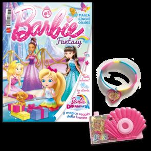 Barbie Fantasy - Dicembre 2019 + Click camera set