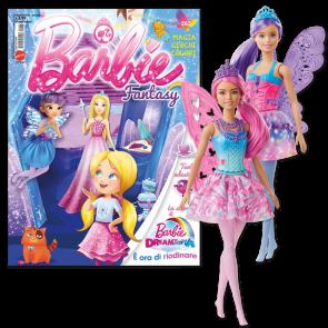 Barbie Fantasy - Febbario 2020 + Fatina Barbie dreamtopia