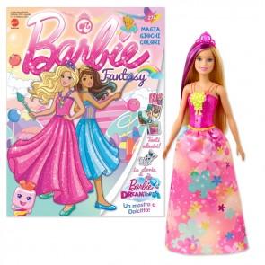 Barbie Fantasy Febbraio 2021 + Barbie Dreamtopia dai morbidi...