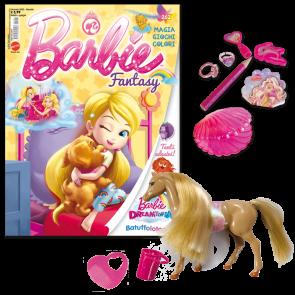 Barbie Fantasy - Gennaio 2020 + cucciolo