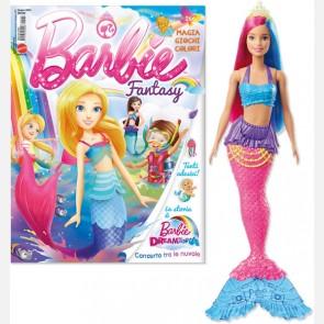 Barbie Fantasy - Giugno 2020 + Barbie Dreamtopia Sirena