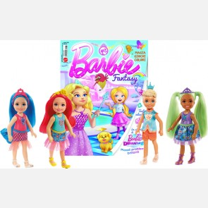 Barbie Fantasy - Luglio 2020 + 1 Barbie Dreamtopia