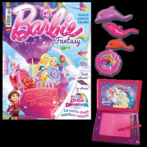 Barbie Fantasy - Novembre 2019 + 3 delfini + laptop