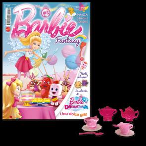 Barbie Fantasy - Ottobre 2019 + gadget