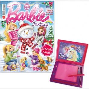 MATTEL - Barbie Fantasy Gennaio 2019 + Lavagna magica