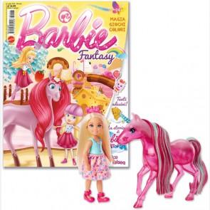 MATTEL - Barbie Fantasy Luglio 2018 + Chelsea e l'Unicorno