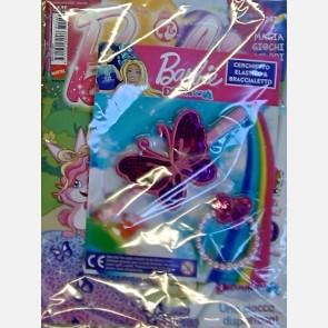 MATTEL - Barbie Fantasy Novembre 2018 Cerchietto elastico + ...