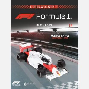 McLaren MP 4/2 - 1985 - Alain Prost