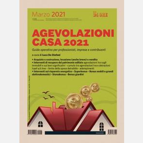 Agevolazioni casa 2021