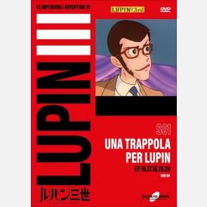 1^ serie - Una trappola per Lupin
