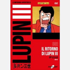 2^ serie - Il ritorno di Lupin III