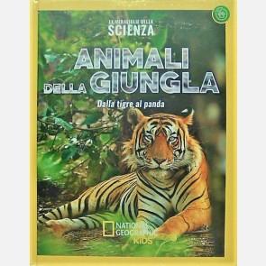Animali della giungla -  Dalla tigre al panda