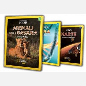 Le meraviglie della scienza - National Geographic Kids (ed. 2019)