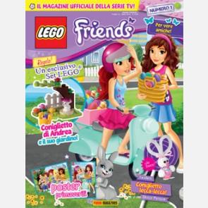 LEGO Friends - Il magazine ufficiale