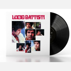Lucio Battisti (LP Singolo - Vinile 180 gr)