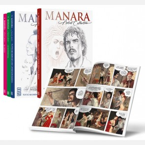 Manara Artist Collection