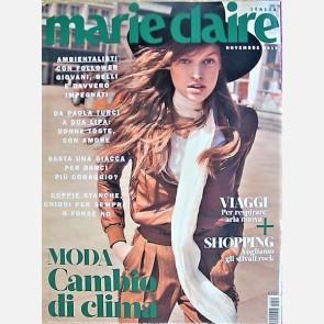 Novembre 2019 + Marie Claire Maison n. 11