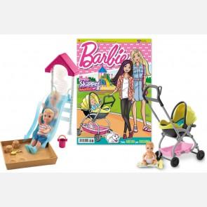 Marzo 2019 + Barbie Skipper Babysitter con gadget