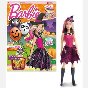 Ottobre 2018 + Barbie Halloween