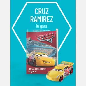 Cruz Ramirez in gara