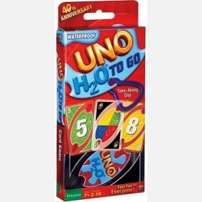 Carte UNO H2O to go - Sport