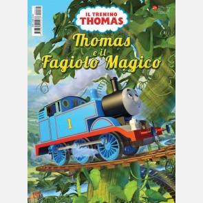 Thomas e il Fagiolo Magico con Ashima + il binario