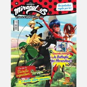 Uscita N° 45 + fantastica sorpresa Miraculous Ladybug!