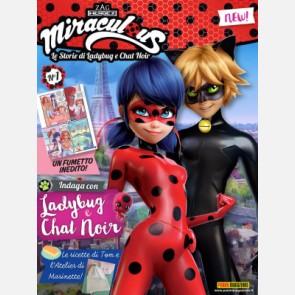 Miraculous - Le Storie di Ladybug e Chat Noir Magazine
