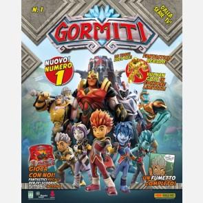 Gormiti - Magazine