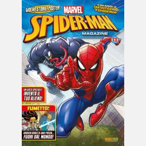Spider-Man Magazine