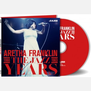 Aretha Franklin «1960 - 1963 The Jazz Years» (CD)