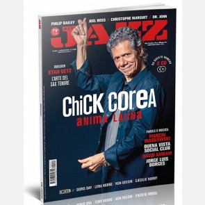 Luglio 2019 con CD (Gil Melle - Interstellar Jazz e Touchsto...