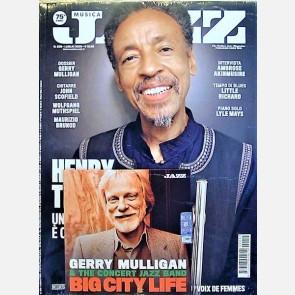 Luglio 2020 con CD (Gerry Mulligan & The concert jazz band -...