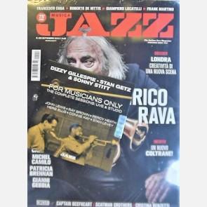 Settembre 2019 con CD (Dizzy Gillespie- Stan Getz e Sonny St...