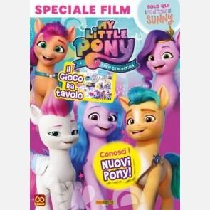 Numero 67 + una statuina ufficiale di My Little Pony!