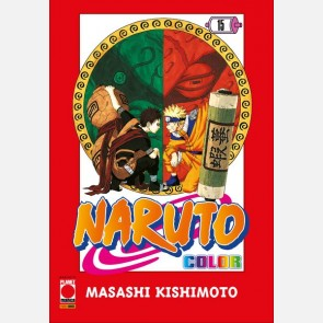 La serie delle arti magiche di Naruto
