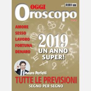 Oroscopo 2019 - Un anno super